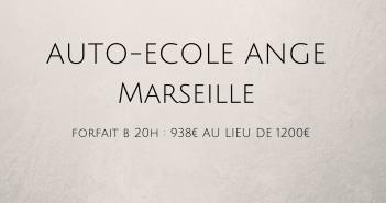 permis pas cher à Marseille
