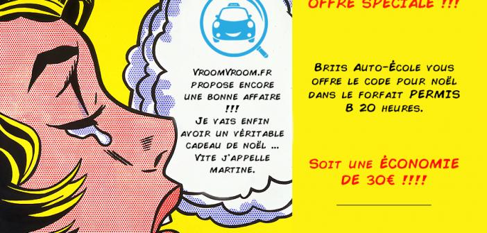 OFFRE SPÉCIALE AVEC BRIIS AUTO-ÉCOLE